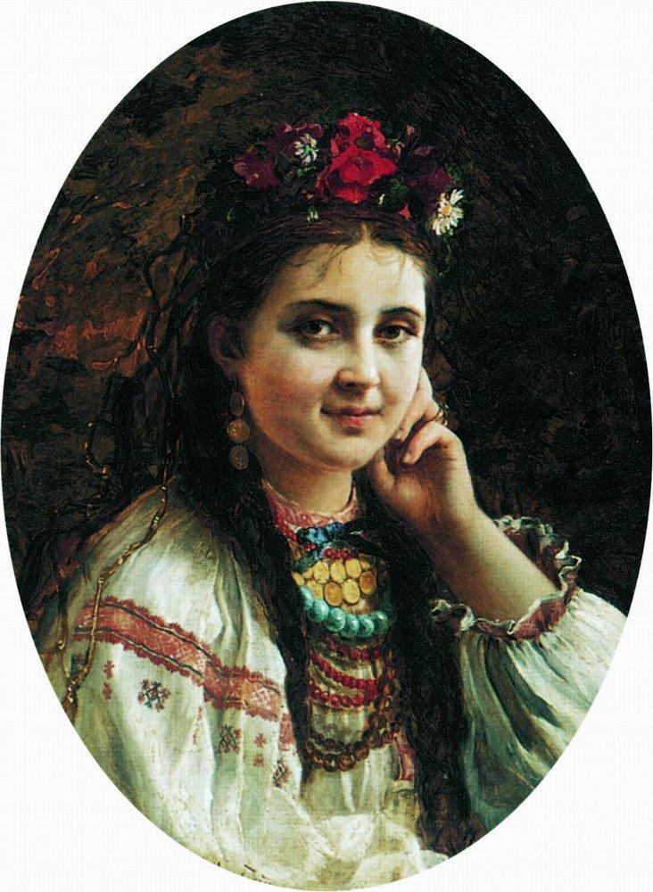 Вінок - Обереги - Про Україну