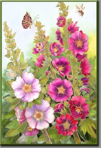 Квіти символи - Про Україну