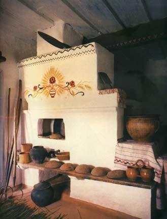 Ст із залишками фрескових картин