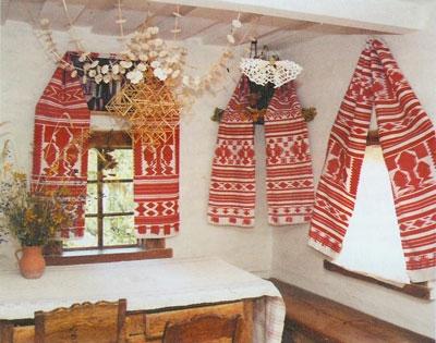 Українського рушника вишивки
