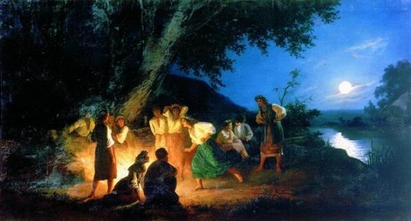 Літні звичаї та обряди