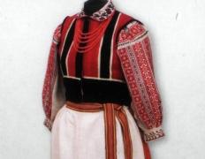 Вишивка Полісся та приклади основних видів вишивання
