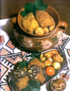 Другі страви в укранської кухні