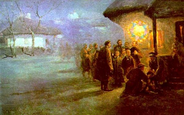 Картинки зимов свята та обряди