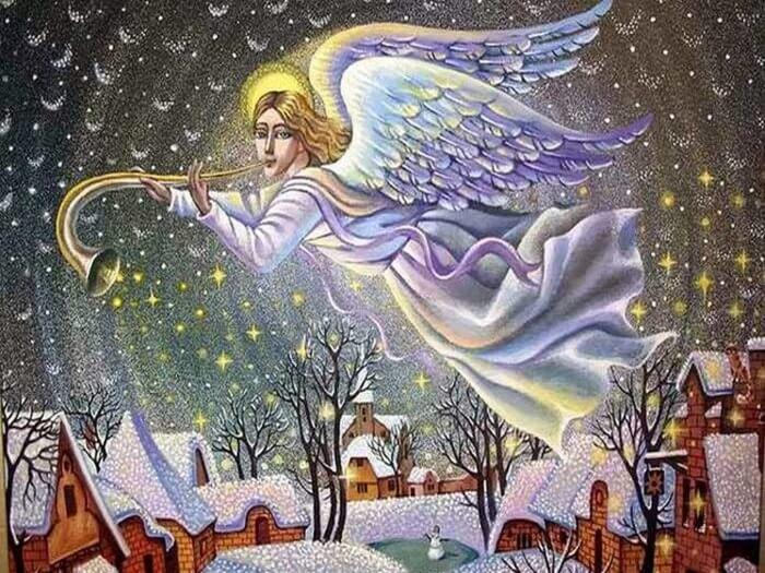 Січень (Різдво, Свят-вечір, Йордан)