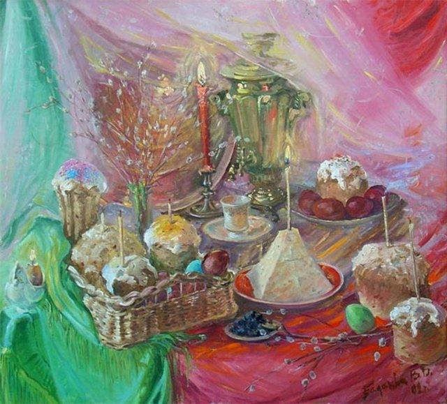 Великодній стіл