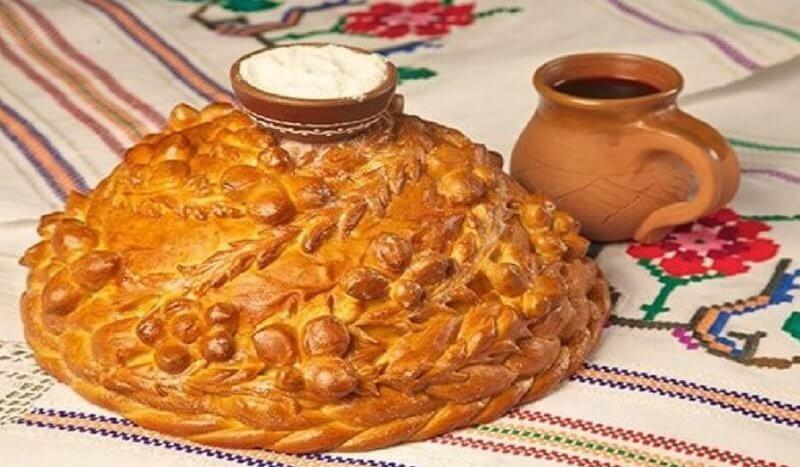 хліб і сіль