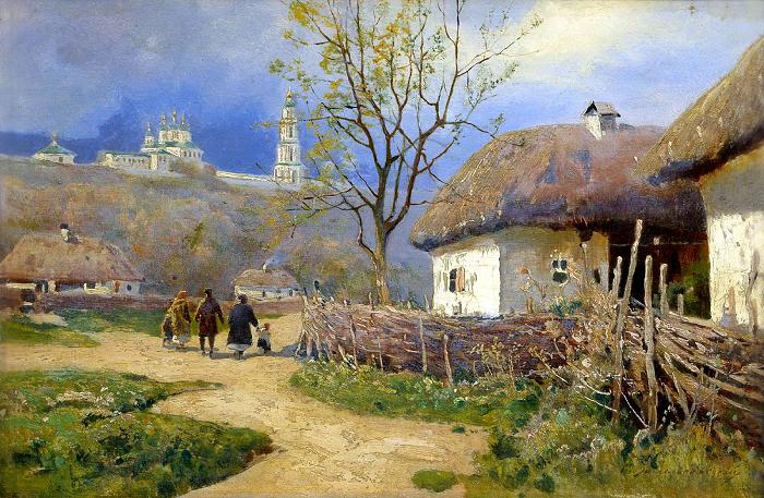 4 квітня – Василя Теплого