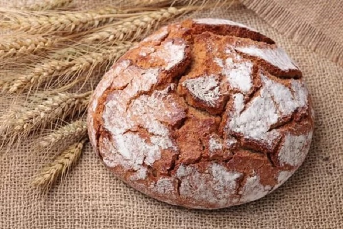 Хліб житній питльований