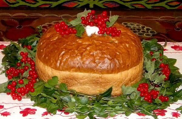 Хліб-сіль
